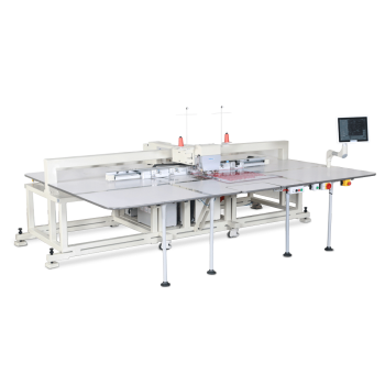 Richpeace RPAS-DMH-1-1200X800-A-1-LM Автоматический шаблонный автомат, 2 головы