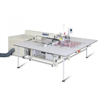 Richpeace  RPAS-LM-1-1200 × 800-A-1-LS Автоматическая циклическая швейная машина (с лазером)