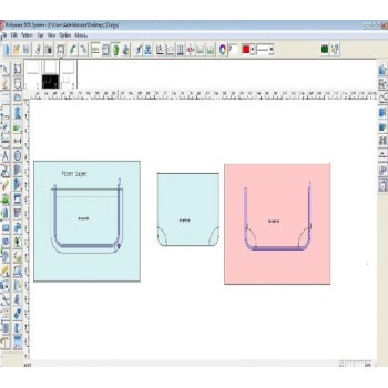 Richpeace AutoSew CAD1 System Free Version