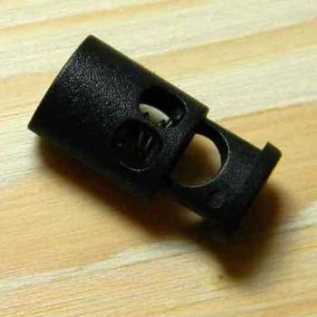 Зажим для шнурков матовый
