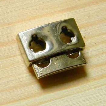 Зажим для шнурков с логотипом на заказ