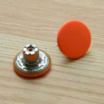 Кнопка цветная, матовая