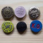 Кнопка с логотипом
