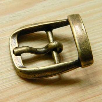 Пряжка металлическая с вашим логотипом