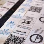 Ленты с тиснением и печатью логотипа