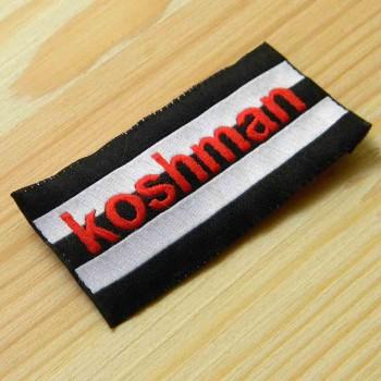 """Этикетки для одежды и игрушек """"Koshman"""" 7,5х3 см"""