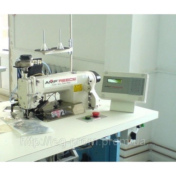 Автомат для производства шаблонных деталей REECE AJ 72 MS