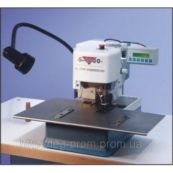 Автомат для имитации петель на шлицах рукавов REECE S-4000 ISBH Indexer
