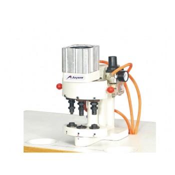 Anysew AS-Q3-Пресс пневматический трех позиционный для установки металлофурнитуры
