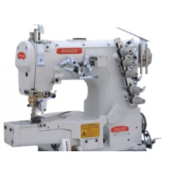 BRUCE W664-01GB/UT – швейная плоскошовная машина