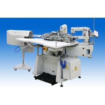 DURKOPP-ADLER 971-01 E2  машина для обтачивания манжет сорочки