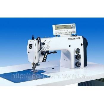 DURKOPP-ADLER 272-640642/E103   Одноигольная швейная машина челночного стежка с нижним реечным и игольным прод