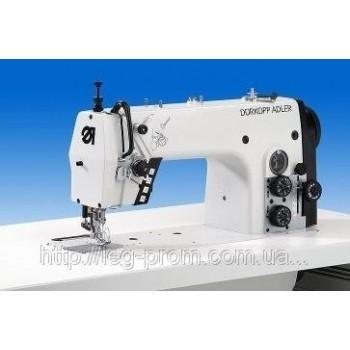 DURKOPP-ADLER 275-140342/E1  Одноигольная швейная машина челночного стежка с нижним и верхним транспортером-ла