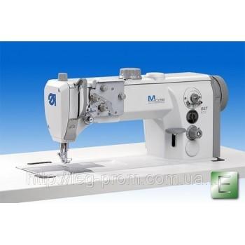 DURKOPP-ADLER 867-190040/E6ECO Одноигольная швейная машина челночного стежка с тройным продвижением с увеличенн