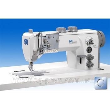 DURKOPP-ADLER 867-190322/E6 CLASSICGOLDLINE  Одноигольная швейная машина челночного стежка с тройнымпродвижени