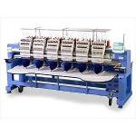 Промышленная вышивальная машина | Вышивальное оборудование