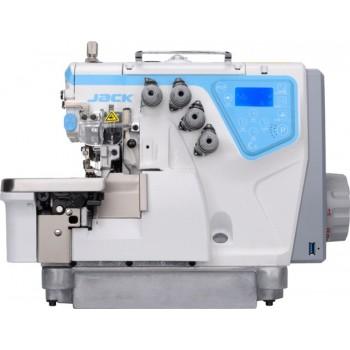 Jack JK  С4-5 M03/333 оверлок со встроенным сервомотором и автоматикой