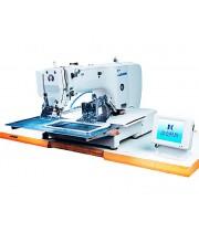 Jack JK-3020TDB Программируемая для пришивания накладного кармана на джинсовые изделия