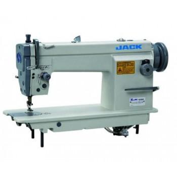 Jack JK60588 Одноигольная промышленная швейная машина челночного стежка для работы с тяжелыми Тип тканиами