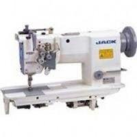 JACK JK 58720C-005 Двухигольная прямострочная промышленная швейная машина