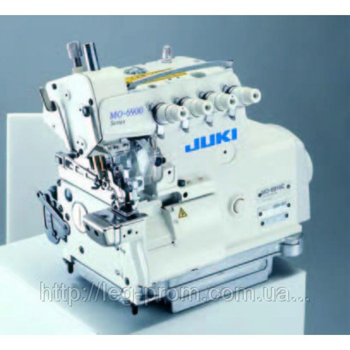 Juki MO-6900C Series Стачивающе-обметочные машины