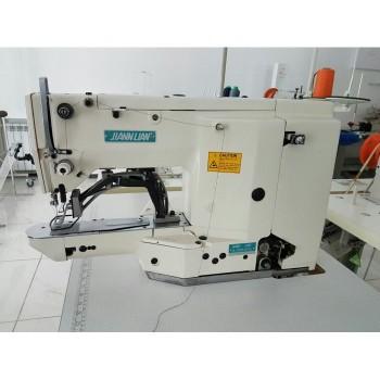 Jiann Lian закрепочная швейная машина