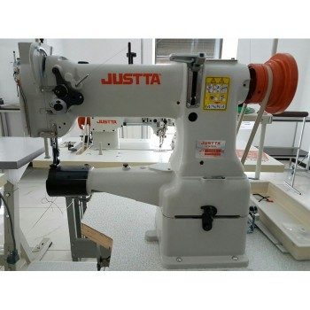 JUSTTA JT-8B промышленная рукавная машина