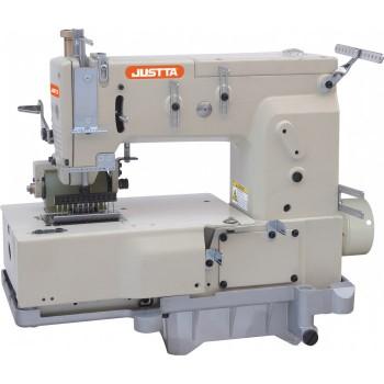 JUSTTA JT-1412P многоигольная машина