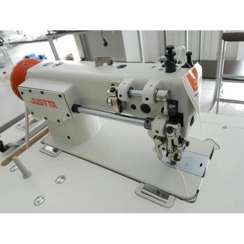 JASSTA JT-0302 прямострочная машина с двойным продвижением ткани