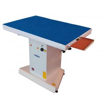 Malkan EKO102 Гладильный стол прямоугольный с встроенным вакуумным отсосом