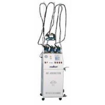 MALKAN UP 100 P4  автоматический парогенератор с четырьмя утюгами