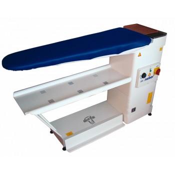 Гладильный стол узкого типа с вакуумом Malkan UP 101