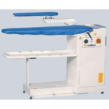 Гладильный стол с вакуумированием и поворотной ручкой MALKAN UP 101 K