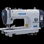 Машина для окантовки края материала с подрезкой края материала MAQI 9520DP-QB