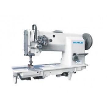 1- игольная  швейная машина с унисонной подачей для   тяжелых материлов  Maqi LS-4400