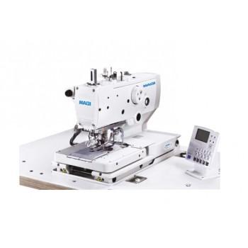 Петельная швейная машина MAQI LS-T9820-01 для петель с глазком