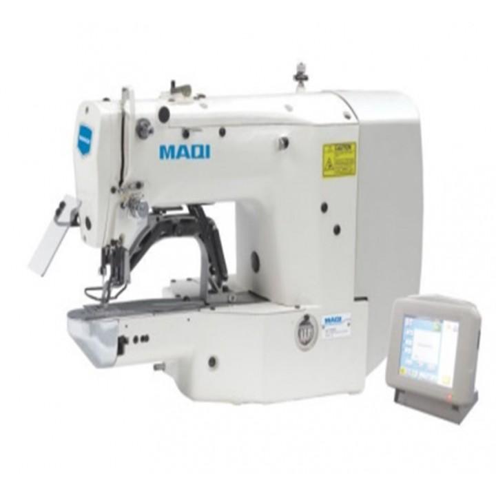Высокоскоростная закрепочная машина с электронным управлением Maqi LS-T1900ASS