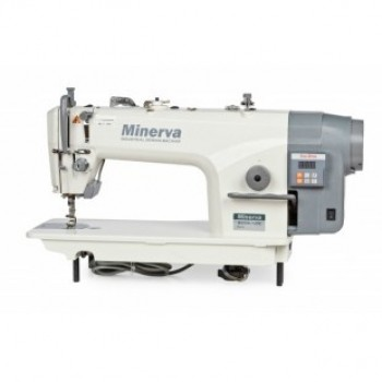 Промышленная одноигольная швейная машина челночного стежка  Minerva M5550-1JDE