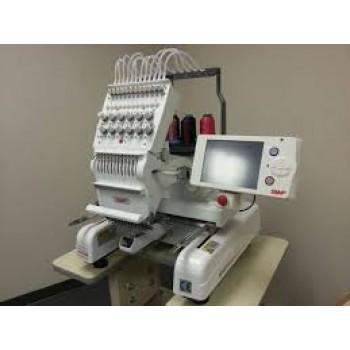 Вышивальная машина SunStar SWF MA-12 (стол,устройство лазерного прицеливания,Сap Frame)