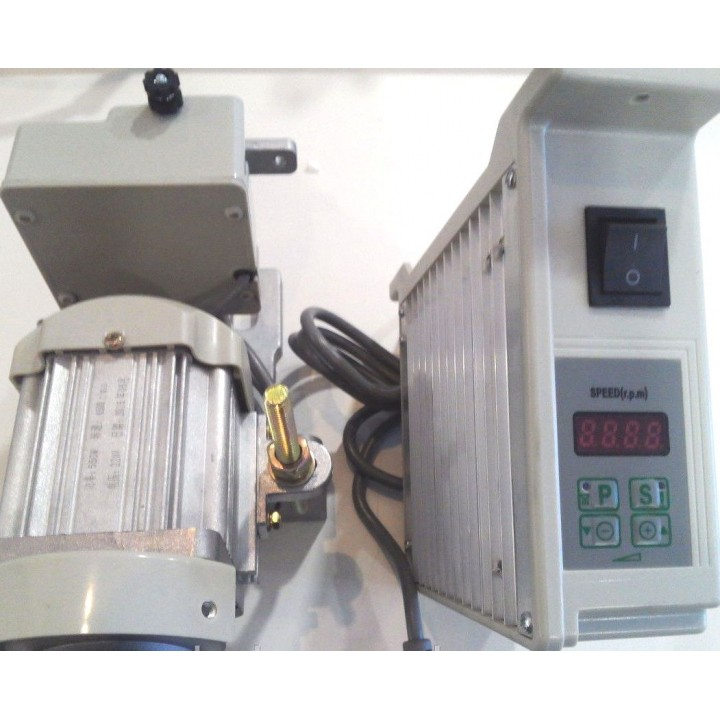 Zoje ZJ550 (550Вт) Электродвигатель энергосберегающий с внешним позиционером