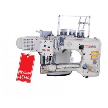 Pegasus FS703P-G2Bx460/PD23/PT 6-нит. машина флэтлок