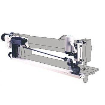 Racing PT-L Устройство для продвижения материала (пуллер) для одно- и двухигольных швейных машин с удлиненным рукавом