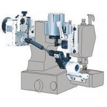 Racing PL-S2 Устройство для продвижения материала (пуллер) для плоскошовных машин с цилиндрической платформой