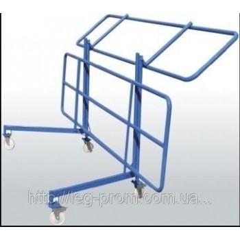 Тележки для транспортировки и складирования мягкой мебели WT-1
