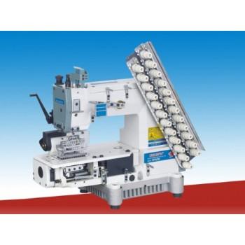 Shunfa SF008-12064P 12 игольная машина для изготовления поясов
