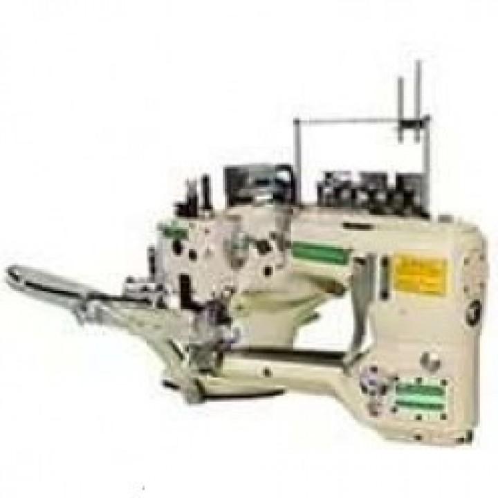 Siruba D007-02-452/SV/AW/AT Плоскошовная швейная машина (флетлок)