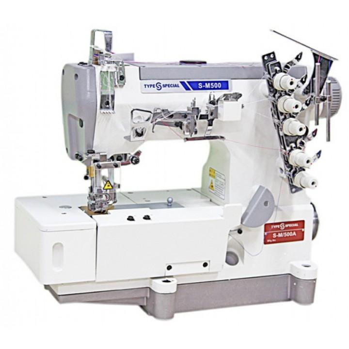 TYPE SPECIAL M/500A Промышленная плоскошовная машина