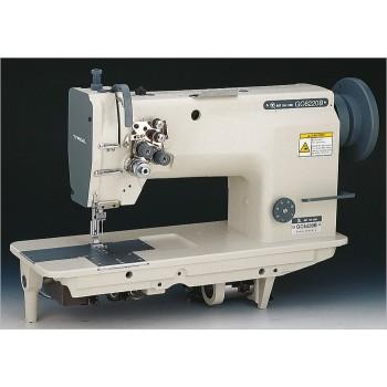 TYPICAL S-F02/875 Промышленная двухигольная швейная машина с двойным продвижением ткани (беспосадочная).