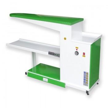 WerMac С400Professional консольный гладильный стол с подставкой для парового утюга