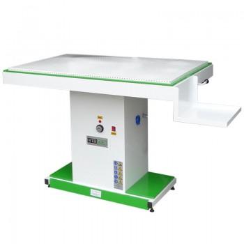 WerMac C500Professional прямоугольный гладильный стол с подставкой под парогенератор